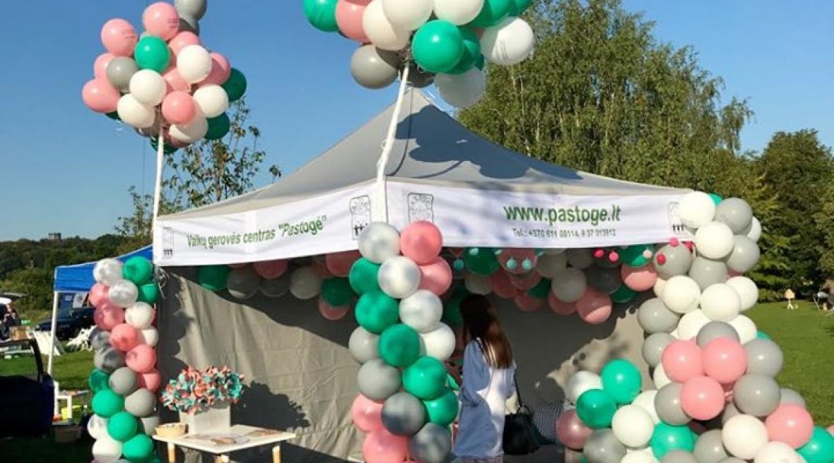 """Vaikų gerovės centras """"Pastogė"""" dalyvavo idėjų festivalyje """"Laisvės piknikas""""."""